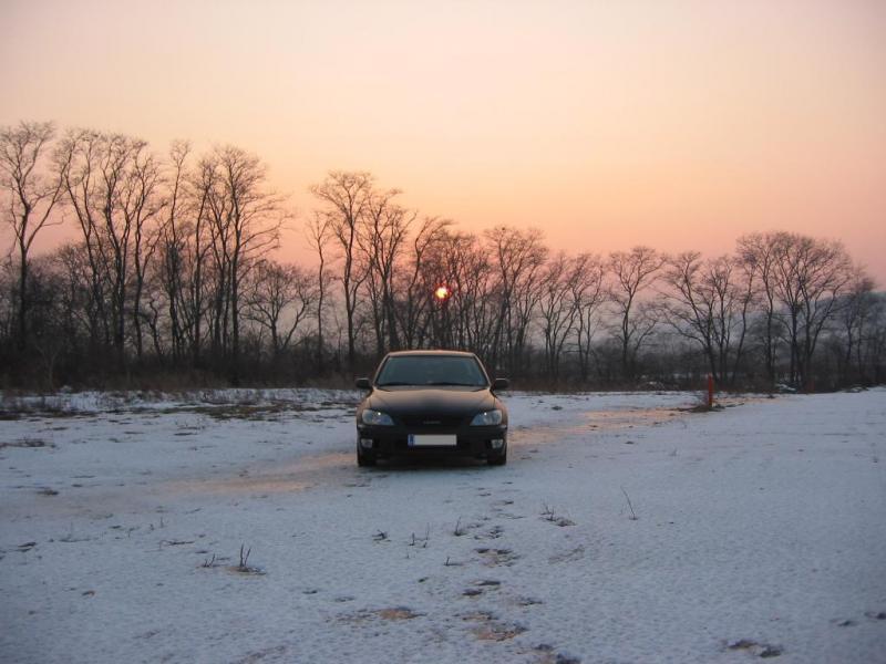 Kalenderbild Jänner 2006 Boergy das 2te