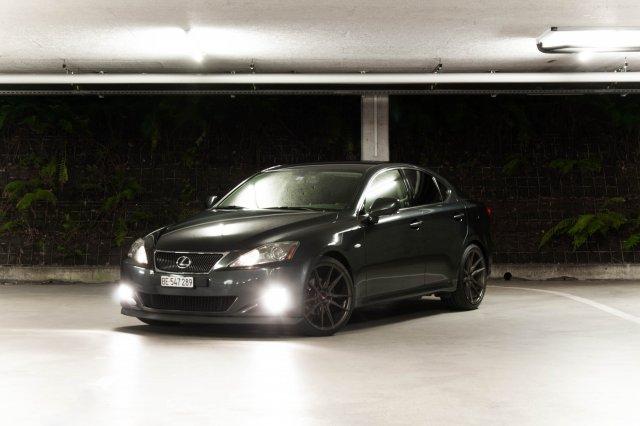 Lexus IS 250 / IS220d / IS200d Fotos