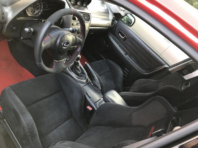 Lexus IS 200 / IS300 / Sportcross Fotos