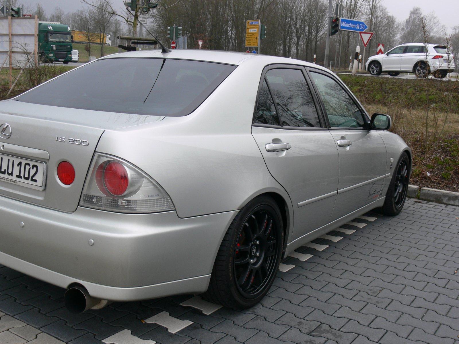 TTE Speedline IS200