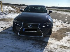 Lexus IS300h Facelift