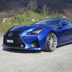 RC F blue