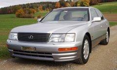 Lexus LS400/ LS430/ LS460/ LS600h Fotos